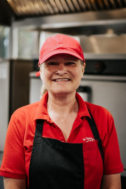 Mrs Swift - Kitchen Assistant