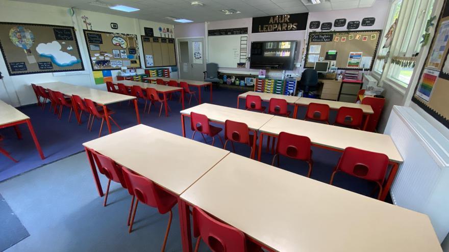 Classroom 3H