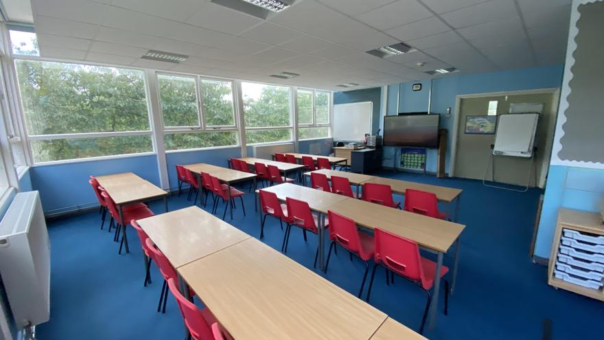 Classroom 6Wa