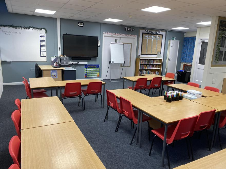 Year 6 Classroom 6Wa