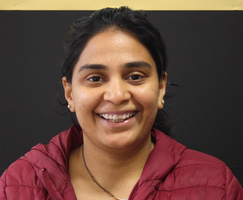 Mrs Patel - Midday Supervisor