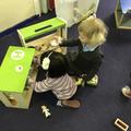 Small world play - hospital