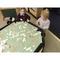 Finger gym - peeling plasters