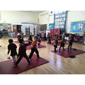 GOING ON A BEAR HUNT YOGA - CREATIVE MOVEMENT