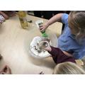senses - smelly play dough