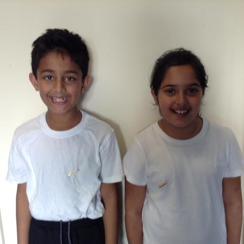Huzaifah & Sana