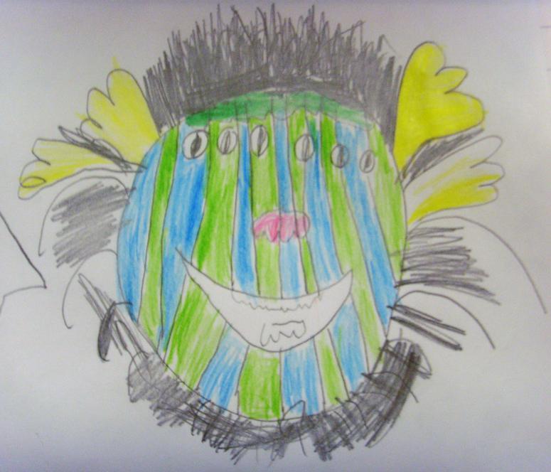 'Gobaloba Foom Foom' created by Evie H