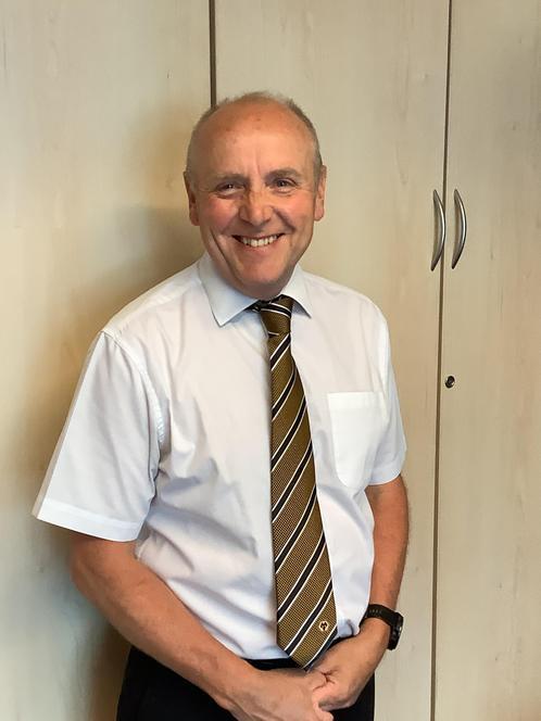 Mr Hazlehurst Head Teacher