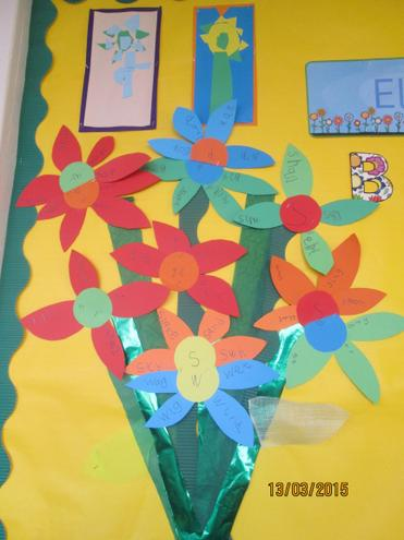 Alliteration flowers