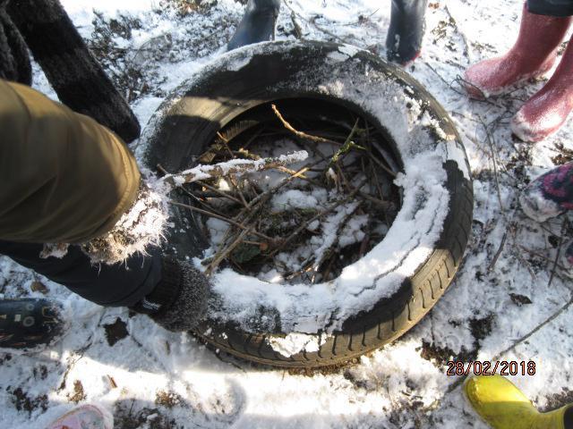 We found her cauldron!