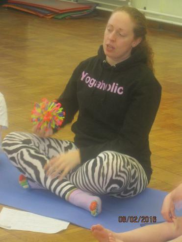 Calming Yoga.....