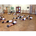 Movement and listening skills in PE