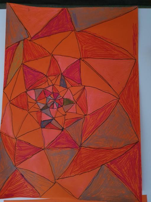 Vieve's cubism