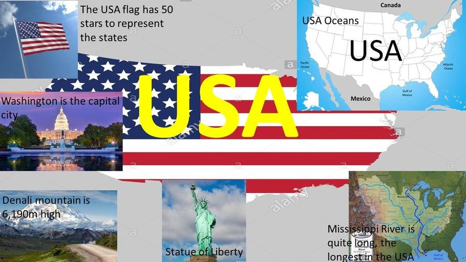 Isla's USA information