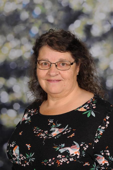 Marcia Mansell - Pupil Specific SEN TA