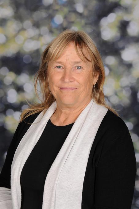 Kathy Tout - Librarian