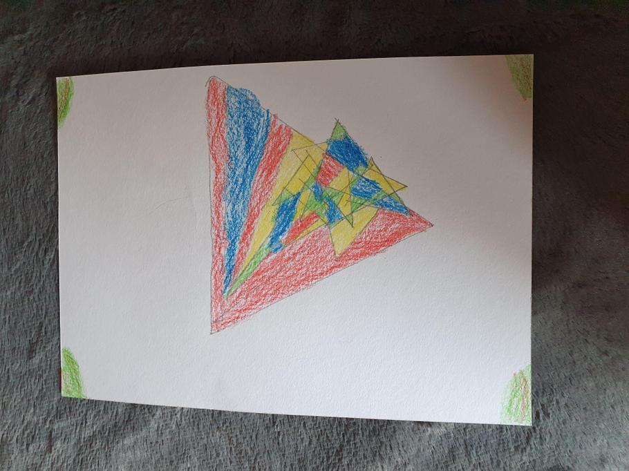 Tyler's cubism