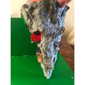 Layla's model of a tornado picture 2 (Ash)