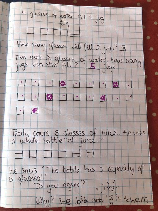 Mila's Marvellous Maths
