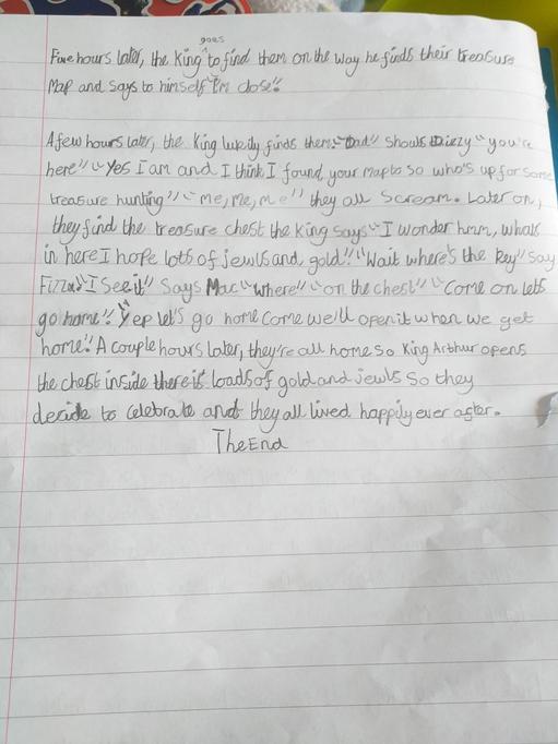 Ailla's story part 2