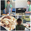 Flatbread cooking (Rowan)