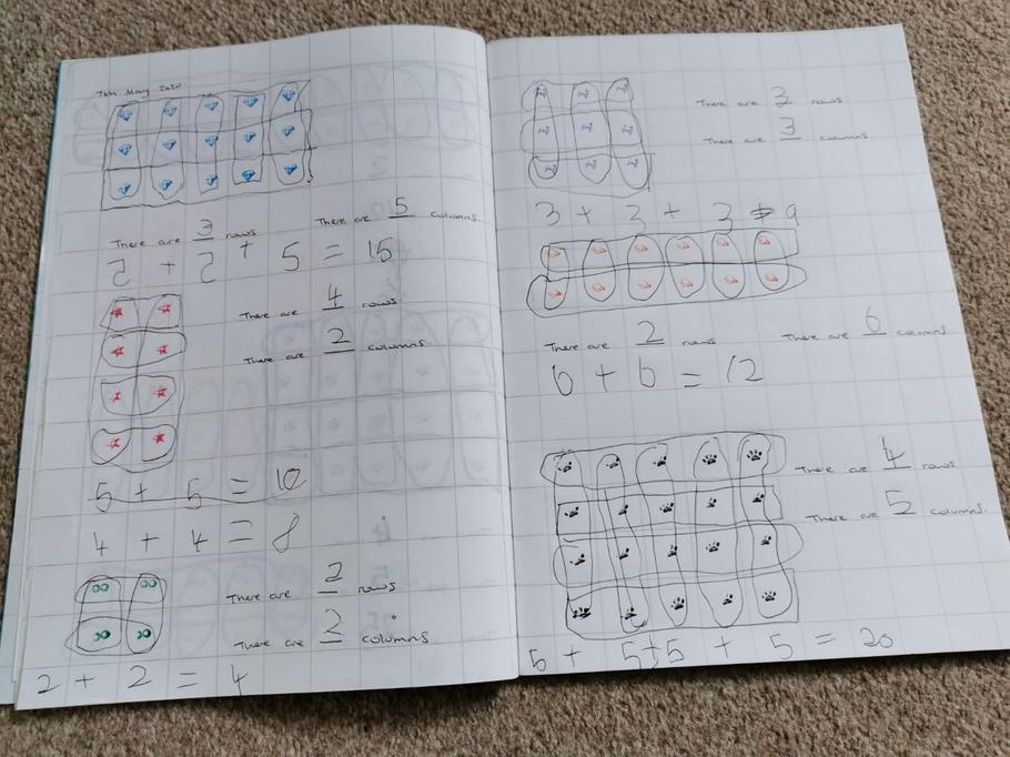 Isabelle's Marvellous Maths