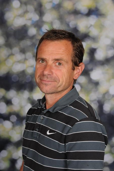 Mark Singleton - Pupil Specific SEN Teaching Assistant