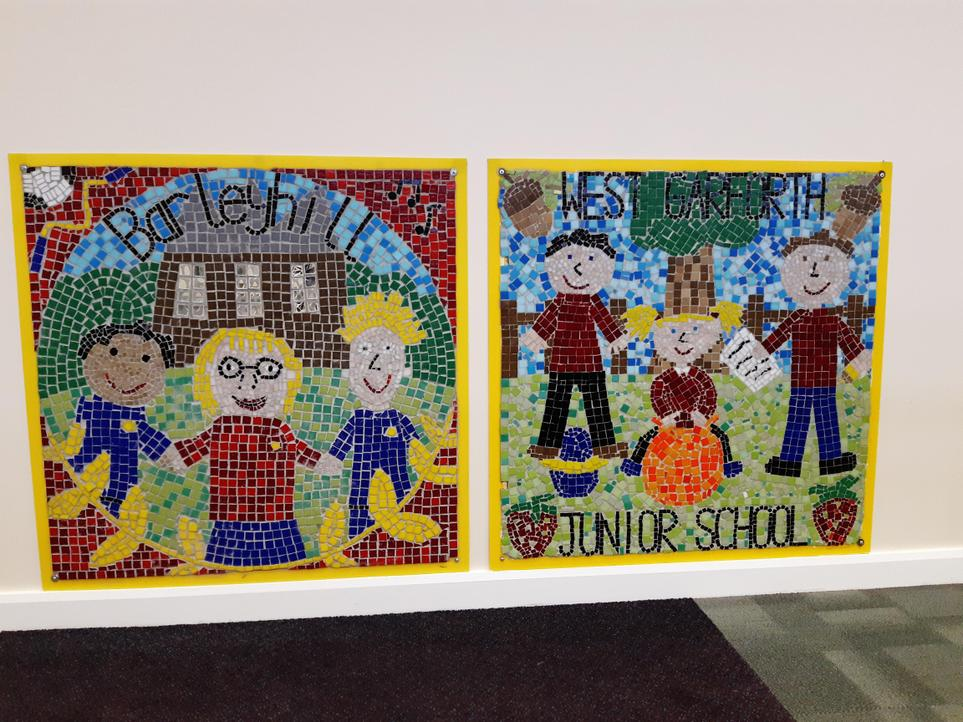 Our History - Barleyhill Infants & West Garforth Juniors