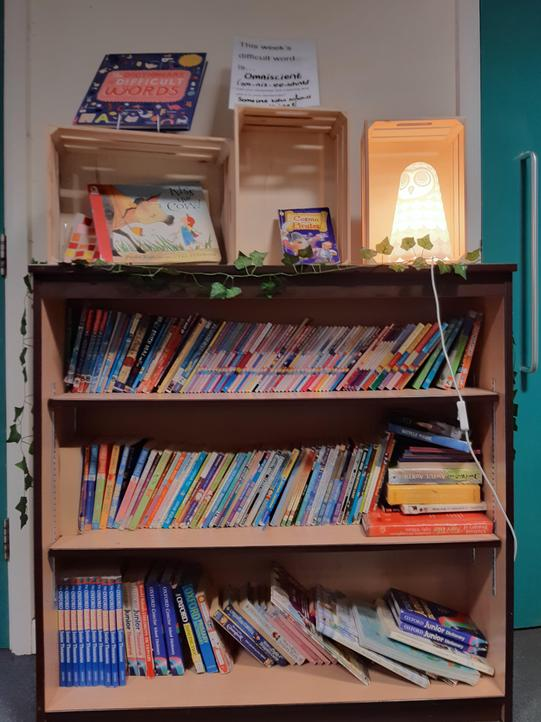 Year 3 Class Library