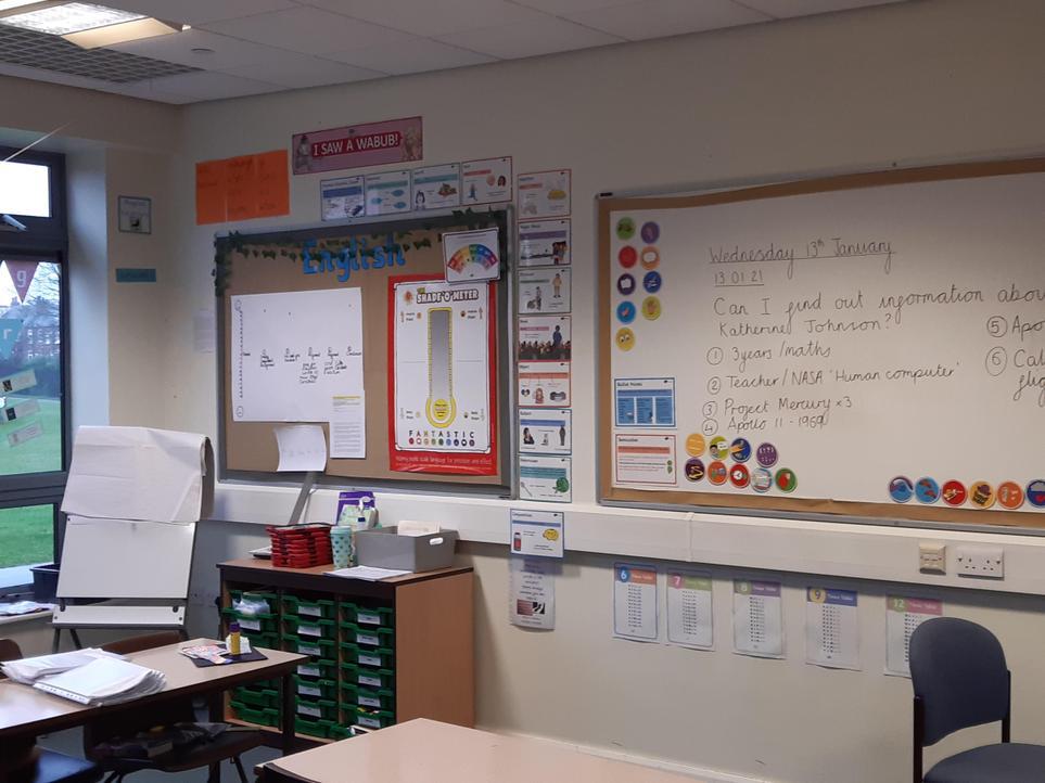 Year 5/6 Classroom