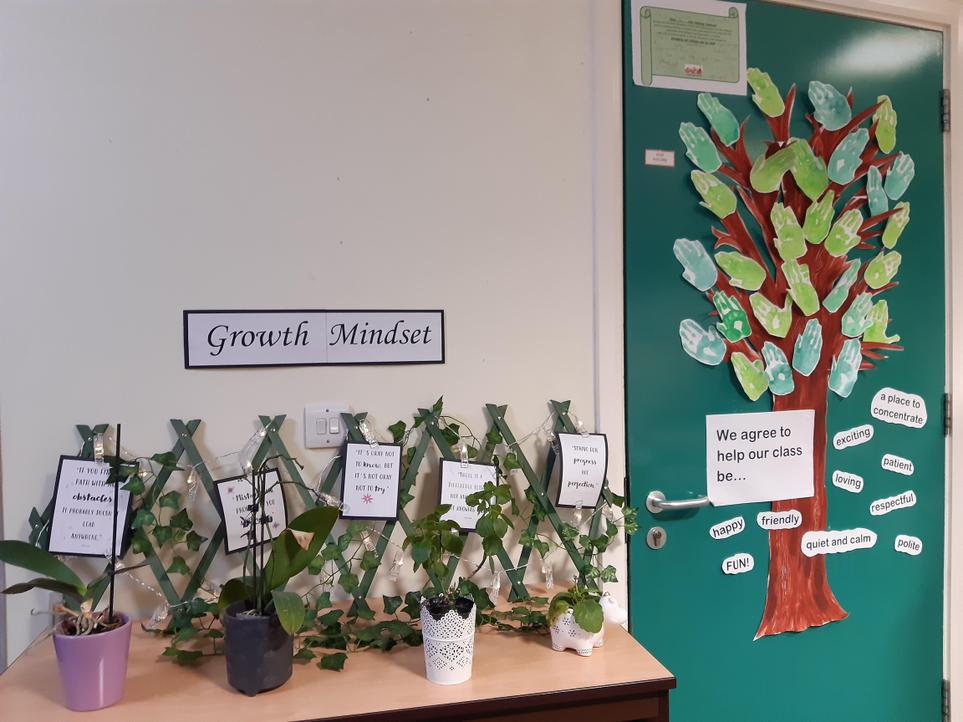 Year 3 Growth Mindset