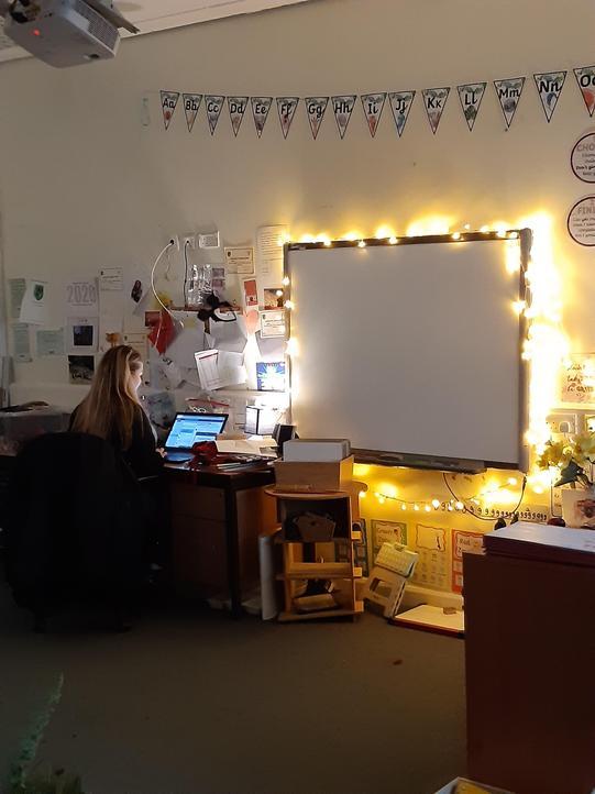 Y1/2 Classroom