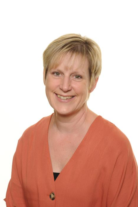 Mrs P Goodban - Key Person for Dragonflies