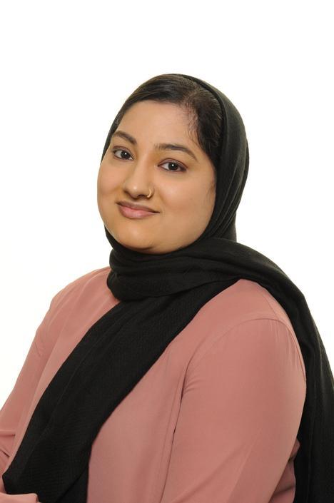 Miss S Ali - Key Person