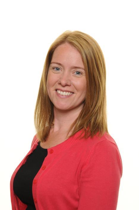 Mrs Ward - Nursery Teacher