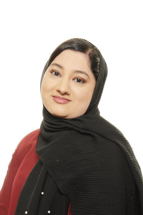 Miss Ali - Key Person