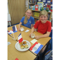 Time for a pop up French Cafe in Year 6