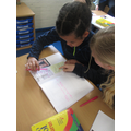 Learning Partners supporting each other to edit their writing