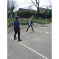 Learning to move with the ball in different directions