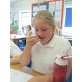 D.T. - Evaluating the aroma of various chcolate samples