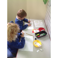 Learning and practicing the digraph 'ir'.