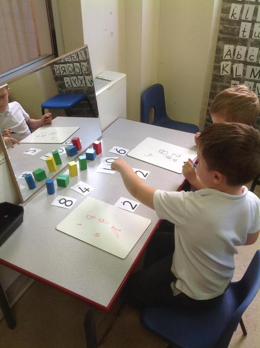 Learning to double numbers 0-6