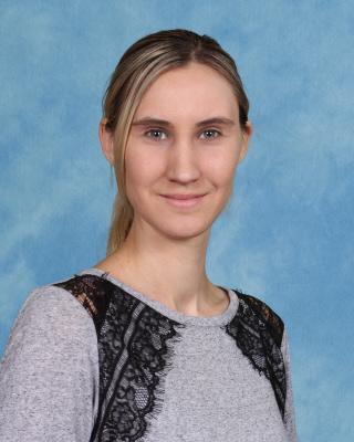 Ms Dalhuisen  - Teaching Assistant
