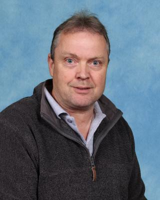 Mr Peake - Premises Manager