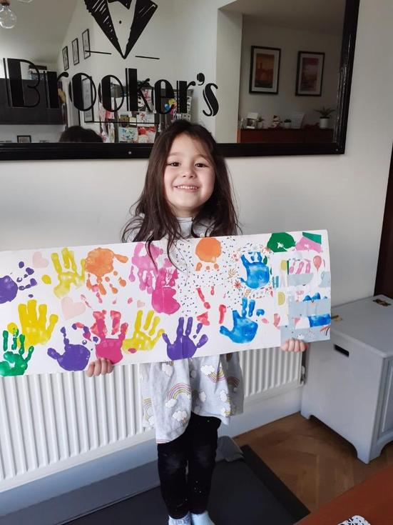Mia's Hands of Hope