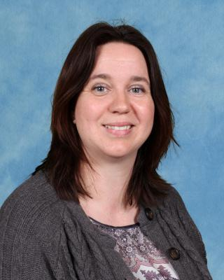 Mrs Apperley - Teaching Assistant