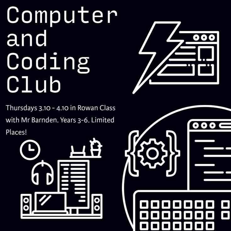 Computer and Coding Club