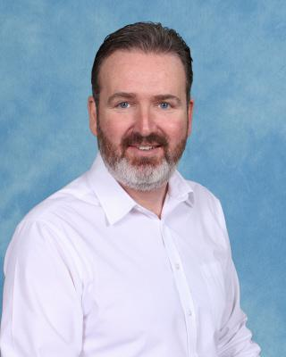 Mr Barnden - Teacher