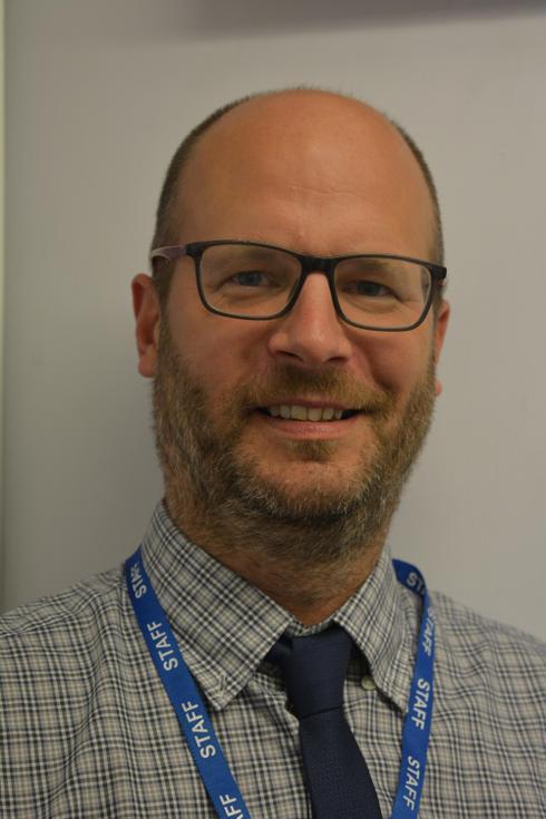 Mr Parsons - Teacher