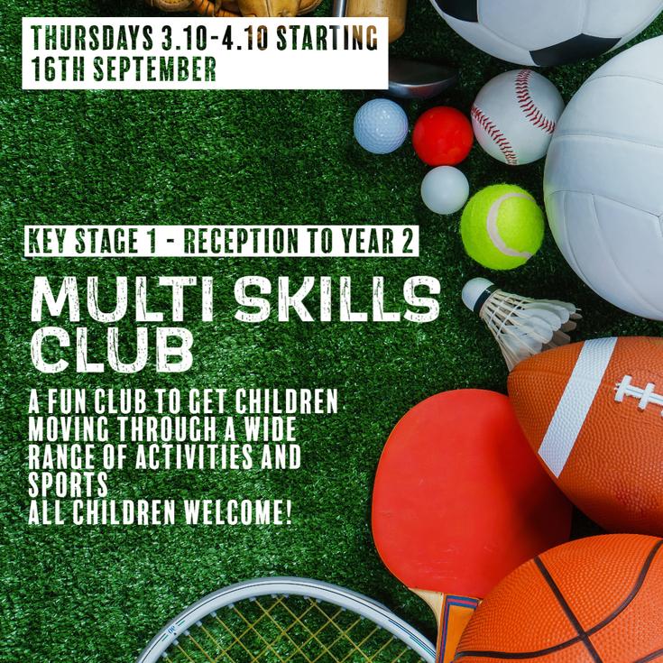 Multi Skills Club